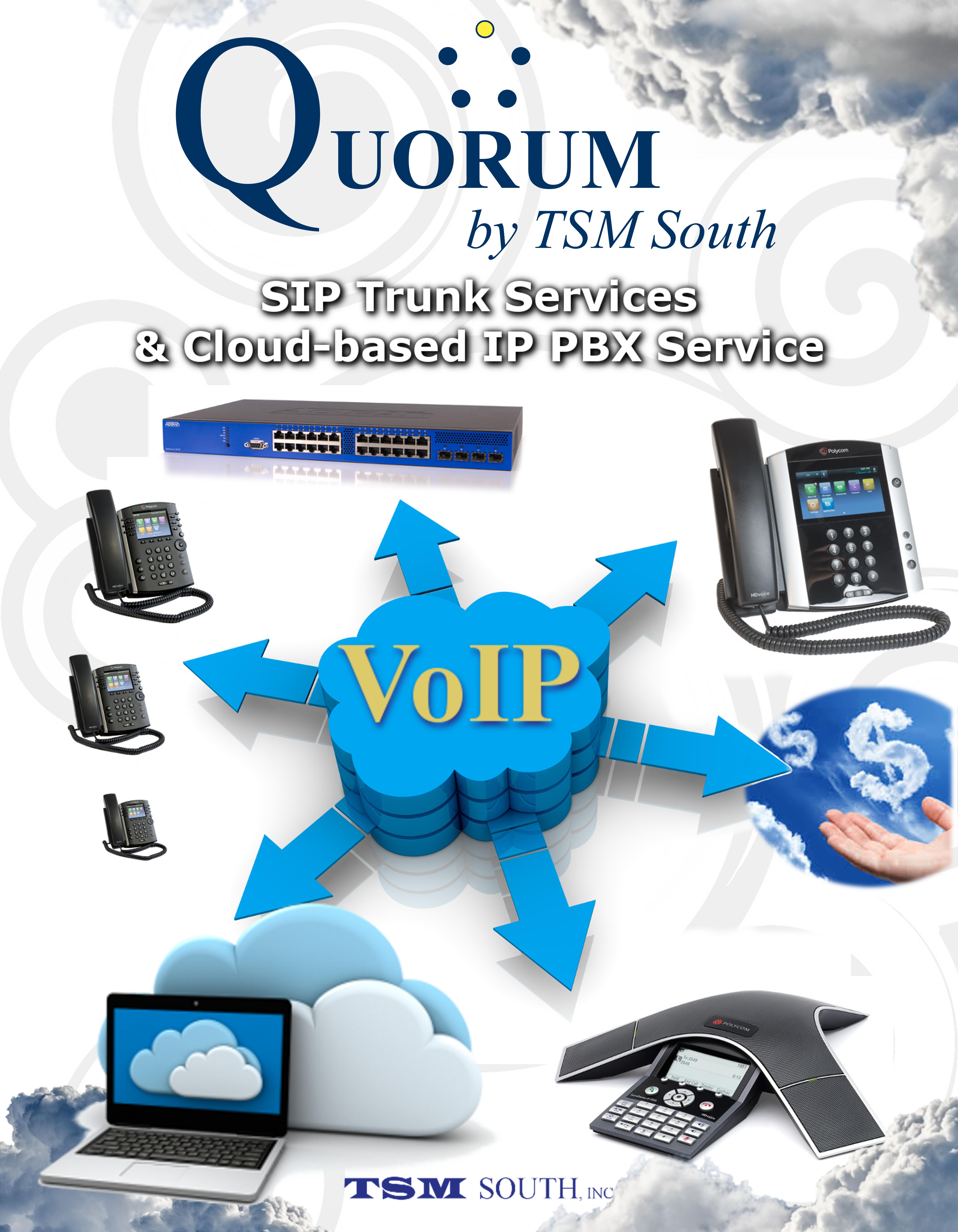 Quorum Cloud   Hosted Phones